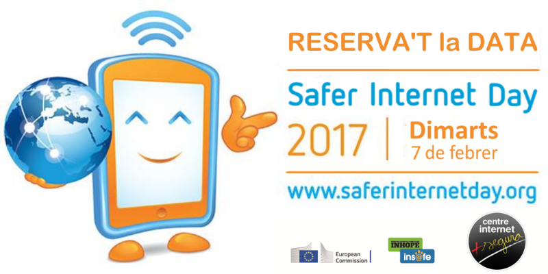 Reserva't la data Safer Internet Day