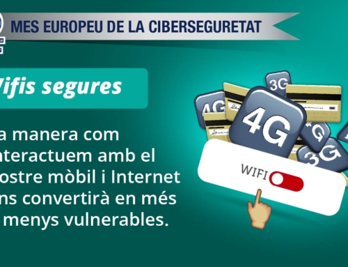 #CyberSecMonth: wifis segures